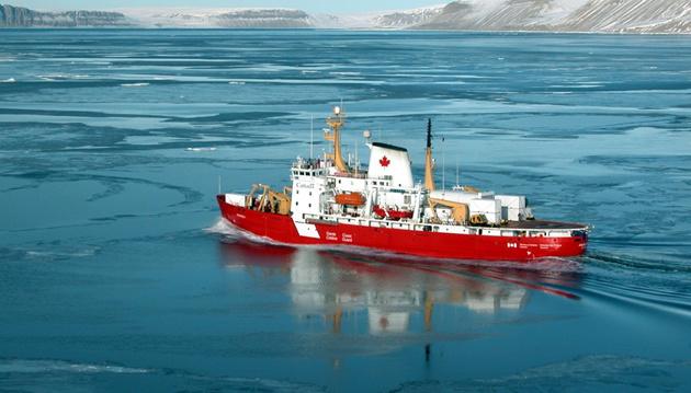 Канада збільшить військову присутність в Арктиці