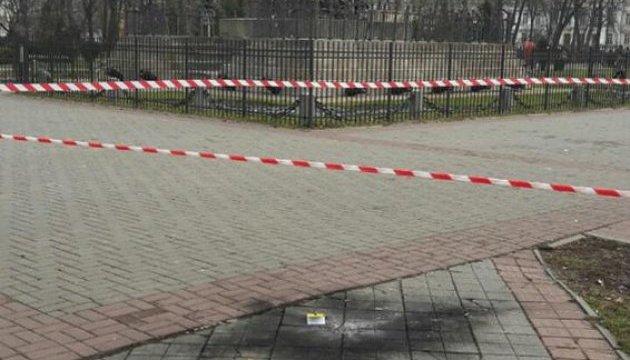 У полтавському парку підірвали гранату