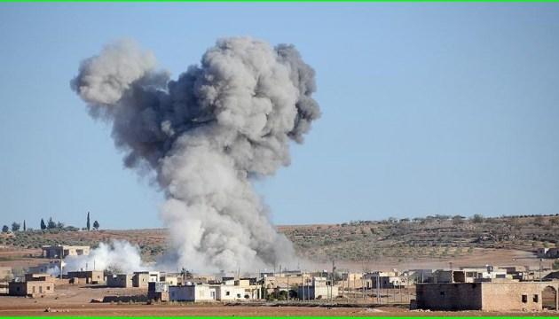 Коалиция обвиняет РФ в авиаударе по сирийским повстанцам