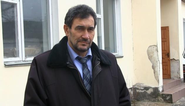 У Курултаї не вірять, що труба від міноборони Росії дасть Криму воду