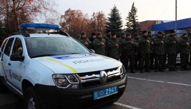 Поліція Донеччини готова до посиленого режиму патрулювання