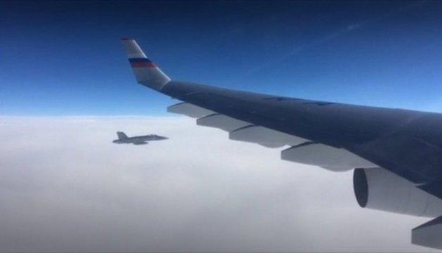 У результаті аварії військового літака в РФ загинула одна людина
