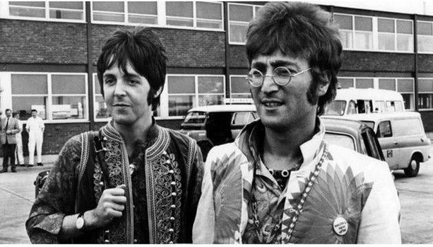 Гневное письмо Леннона к Маккартни продали за 24 тысячи фунтов