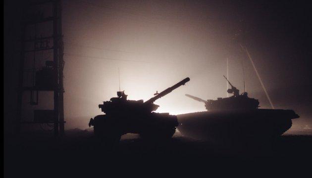 Боевики ночью обстреливали Авдеевку из градов, пушек и танков - Жебривский