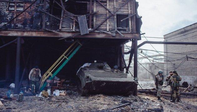 АТО: щільність ворожого вогню зросла по всьому фронту