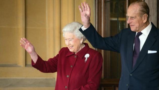 Британская королева Елизавета II отмечает 65 годовщину на троне