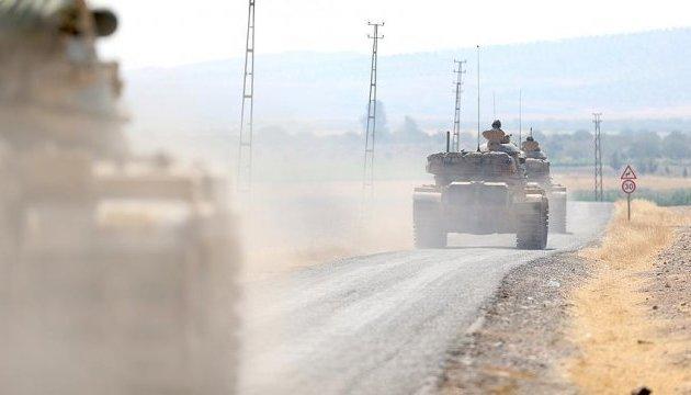 Туреччина вдарила по 80 об'єктах терористів у Сирії
