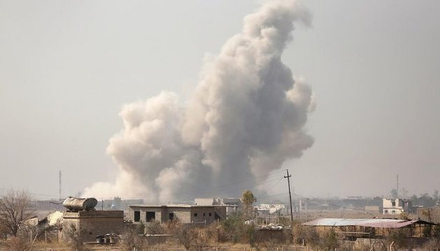 Иракские войска приблизились к реке Тигр в Мосуле