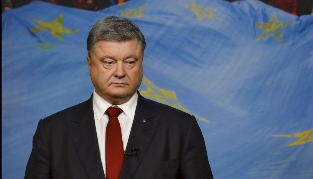 President Poroshenko meets with UN High Commissioner for Refugees