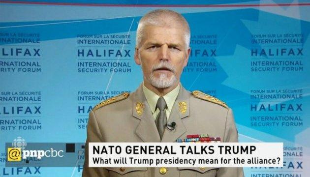НАТО не прийде боронити Україну – генерал Альянсу
