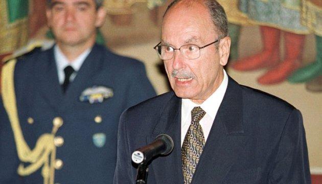 Помер колишній президент Греції Константінос Стефанопулос