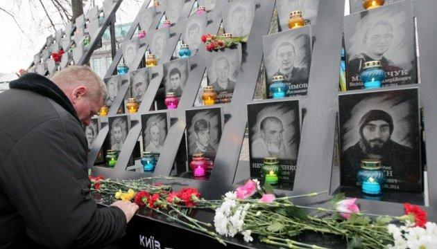 На Майдані пройдуть заходи до Дня Героїв Небесної Сотні