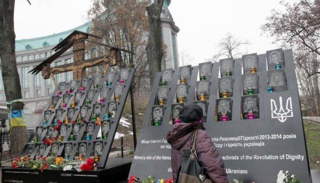 Меморіал Героям Небесної Сотні має стати символом боротьби за свободу - Кличко