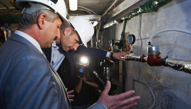 Київ витратить 10 мільйонів на охорону лічильників тепла