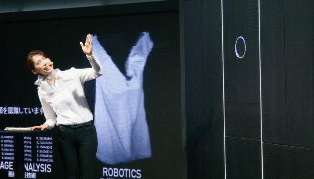 Panasonic создает робота-прачку