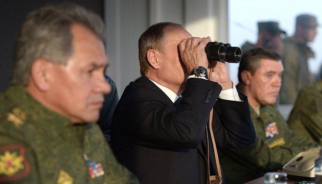 Путин пригрозил НАТО ударами по объектам,