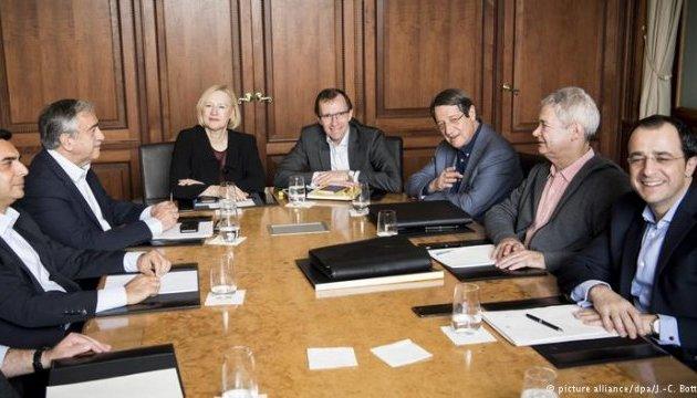 Переговори щодо об'єднання Кіпру провалилися