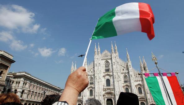 Італійці на референдумі підтримали скорочення кількості депутатів парламенту