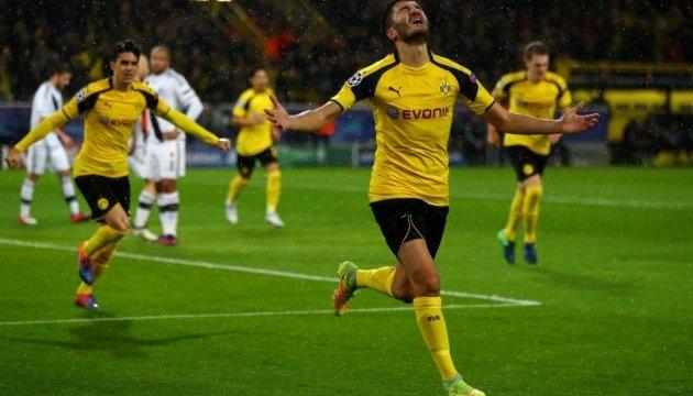 Ліга чемпіонів УЄФА: Дортмунд побачив рекордну дюжину голів