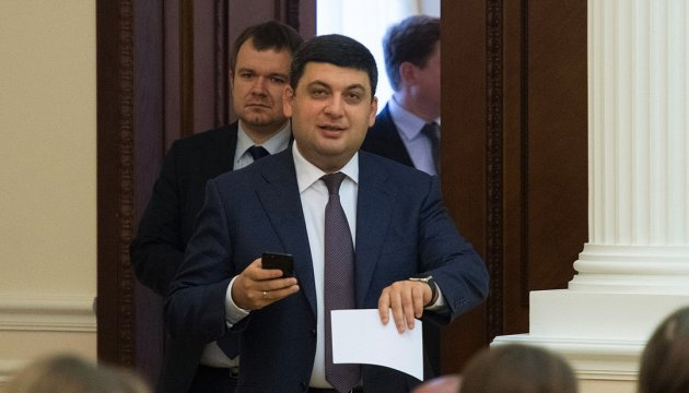 PM Groysman: 56 new plants opened in Ukraine over last two years