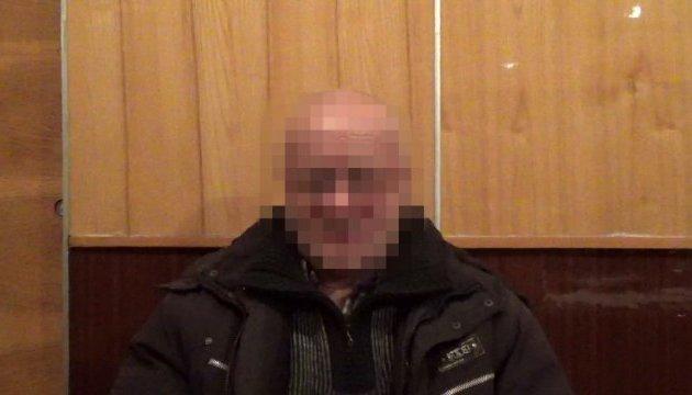 СБУ спіймала шпигуна терористів
