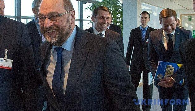 Шульц очолив Соціал-демократичну партію Німеччини