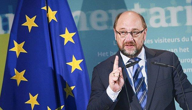 Шульц заявив, що залишить Європарламент