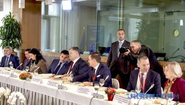 Україна та ЄС підтвердили, що Угода про асоціацію не може бути переписана - Порошенко