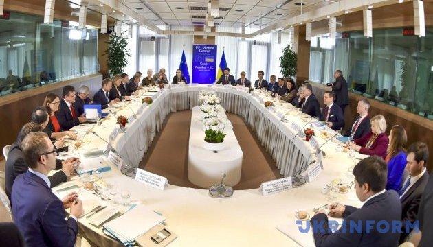 Порошенко про саміт Україна-ЄС: Ми знайшли порозуміння з усіх пунктів