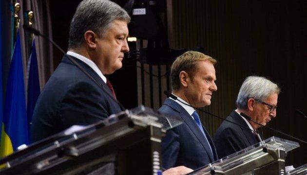 Україна та ЄС про заручників Кремля: жодних виправдань діям Росії немає