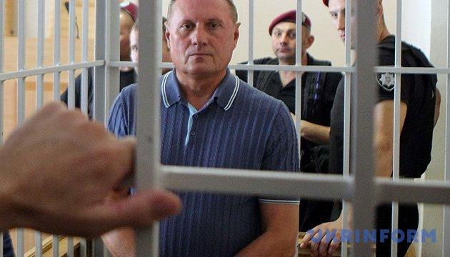 Суд отложил на завтра решение о продлении ареста Ефремова