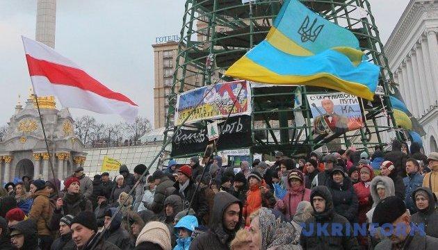 В ФРГ считают украинское гражданское общество успехом нашей страны