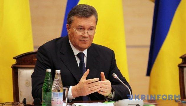 Янукович каже, що не вибирав собі заходи безпеки в суді