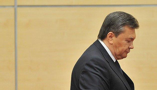 Адвокат Януковича отказался брать уточненное подозрение в госизмене