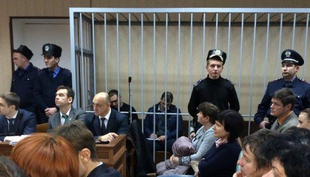 Справа екс-беркутівців: суд продовжує допит потерпілих на Майдані