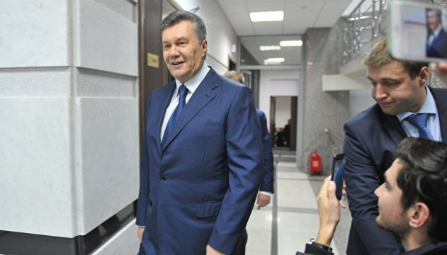 Янукович як свідок – це «зрада», а Янукович як обвинувачений – «перемога»