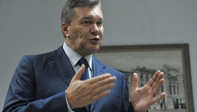 Янукович требует, чтобы подозрение о госизмене ему дали в руки