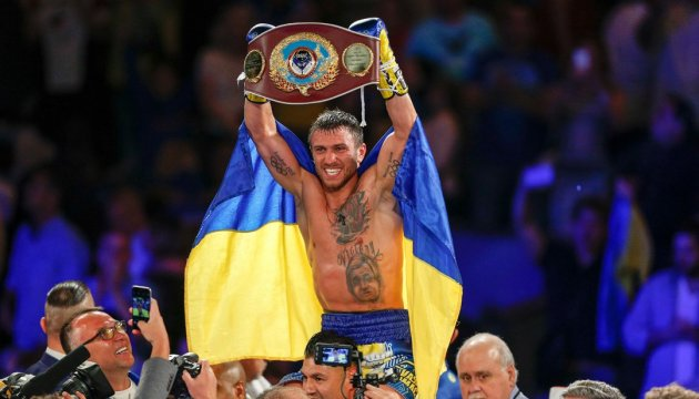 Ukrainian Vasyl Lomachenko named 2017 Ring magazine fighter of the year
