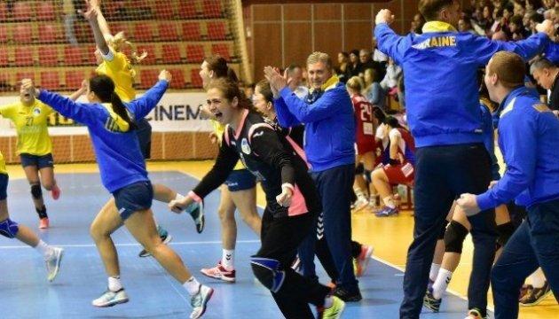 Украинские гандболистки квалифицировались в плей-офф ЧМ-2017