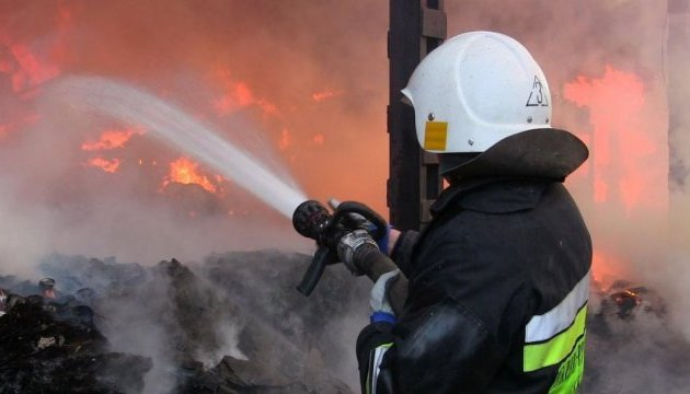 Over 79,000 fires occurred in Ukraine since start of year - State Emergency Service