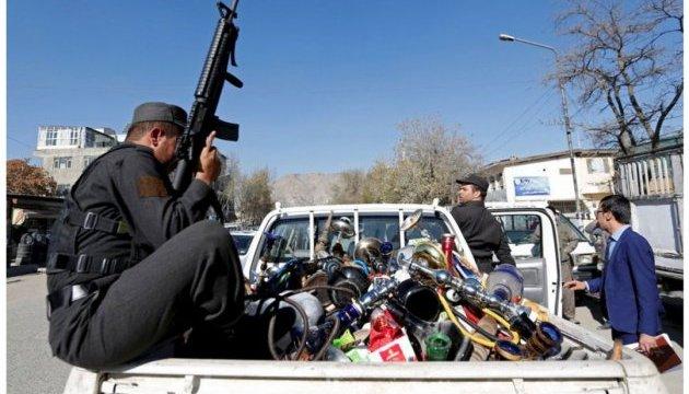 Афганская полиция массово конфискует кальяны