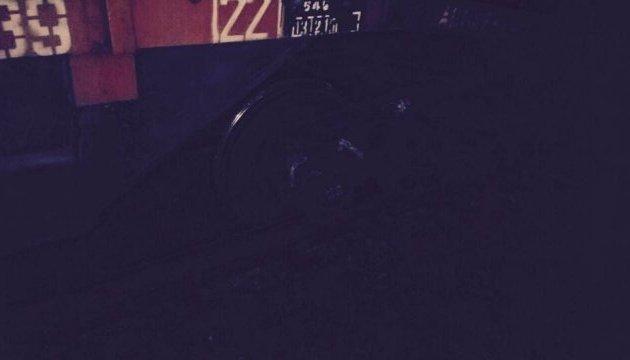 Во Львовской области ночью сошел с рельсов поезд