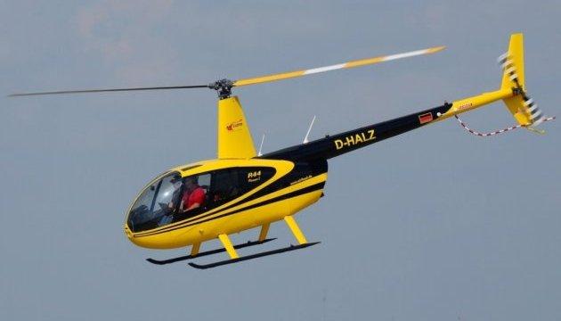 На Алтаї вертоліт з екскурсією впав в озеро
