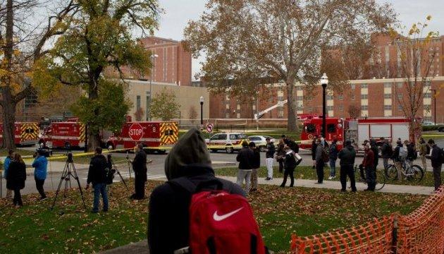 В университете Огайо преступник порезал девятерых студентов