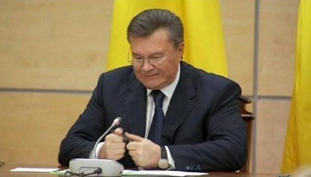 ГПУ готує клопотання про допит Януковича в Росії