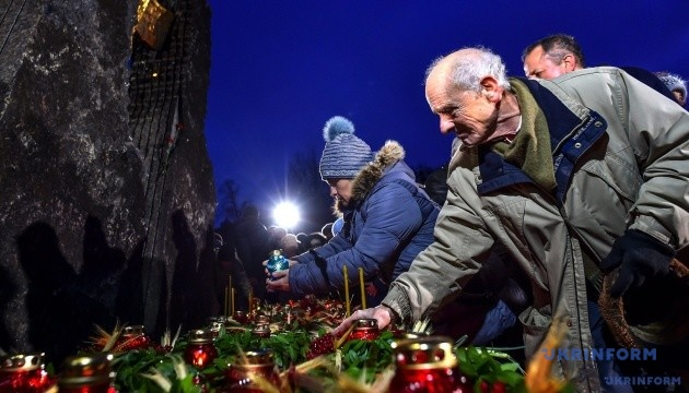Австралийские украинцы поделились воспоминаниями о Голодоморе