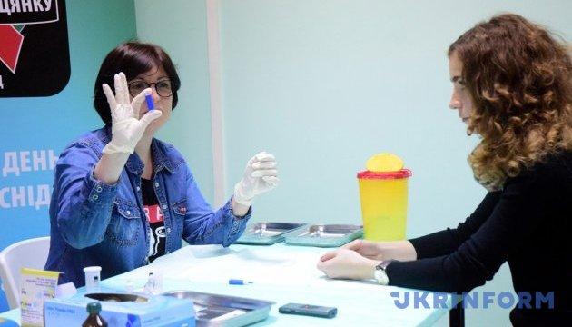 МОЗ закликало українців пройти тестування на ВІЛ та гепатит