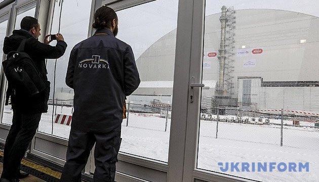 Нове укриття на ЧАЕС коштуватиме Україні 600 мільйонів на рік