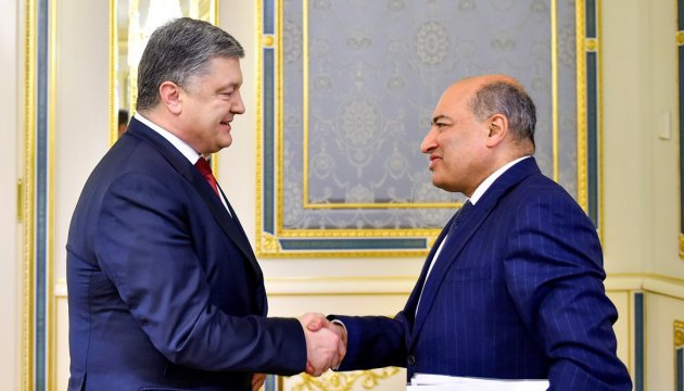 Poroshenko calls on EBRD to double funding for projects in Ukraine