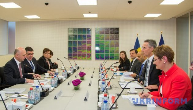 В Кишиневе откроется офис НАТО